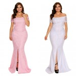 3888-1288 SLIT DRESS