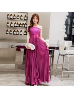 4-2809 SEQUINS LONG DRESS