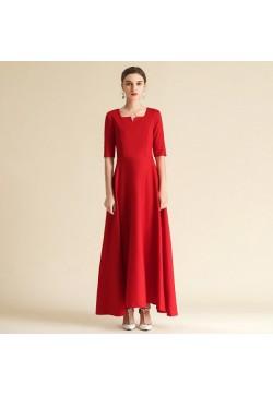 404-10 ELEGANT LONG DRESS