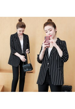 848-10 STRIPE JACKET