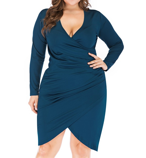 1-3562 BODYCON DRESS