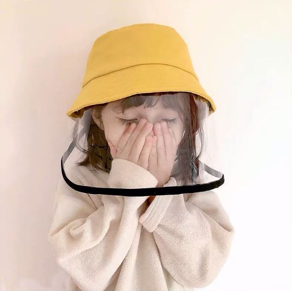 1033-4 CHILDREN FACE SHIELD